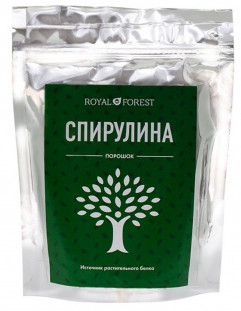 Royal Forest Спирулина 100гр
